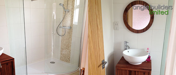 Bathroom Installers Replacement Bathrooms Angle Builders Ltd