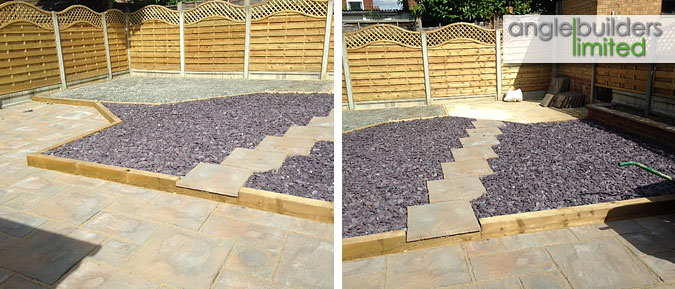 Landscape gardening paving patios landscapers in essex for Cheap garden maintenance